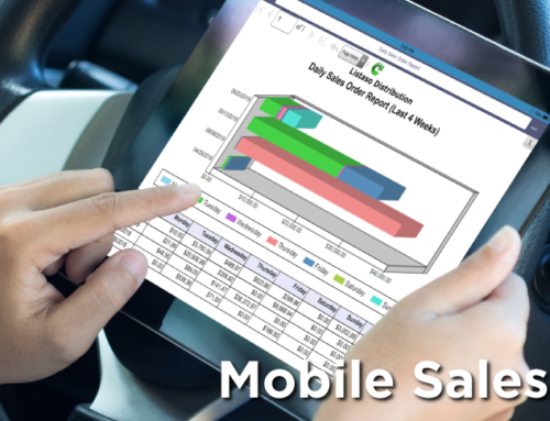 Mobile Sales Reports